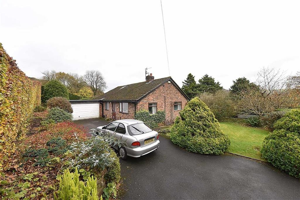 2 Bedrooms Detached Bungalow for sale in Nab Lane, Bollington, Macclesfield