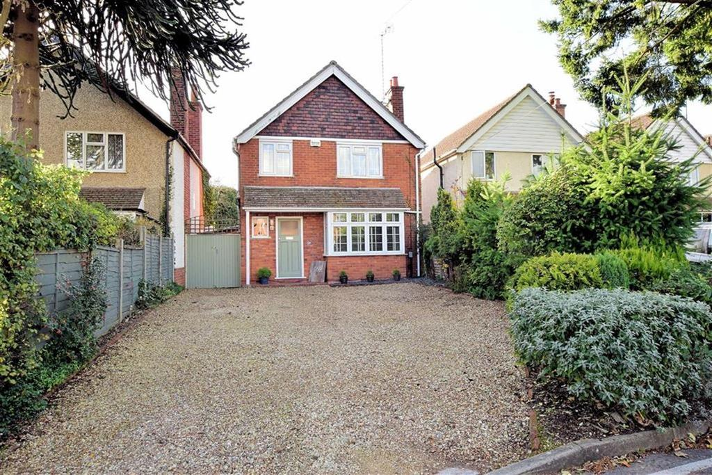 4 Bedrooms Detached House for sale in Kidmore Road, Caversham, Reading