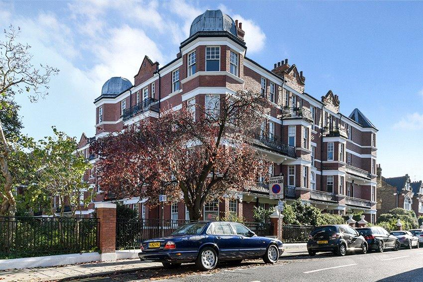 5 Bedrooms Flat for sale in Prebend Mansions, Chiswick High Road, London, W4