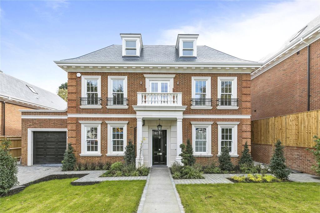 6 Bedrooms House for sale in Greenwood Park, Kingston upon Thames, Surrey, KT2