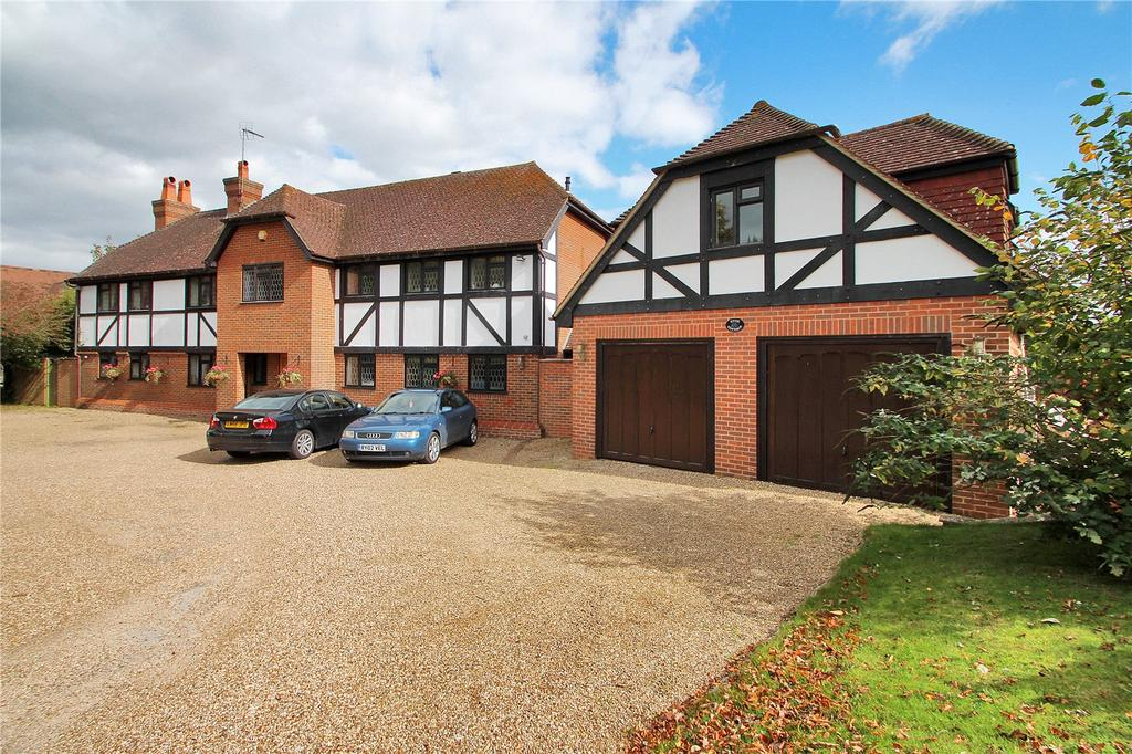 5 Bedrooms Detached House for sale in Oak Lane, Sevenoaks, Kent, TN13