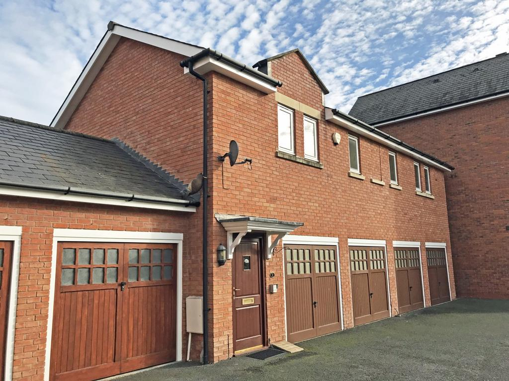 2 Bedrooms Apartment Flat for sale in Nightingale Way, St James, Hereford, HR1