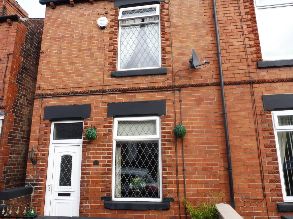 2 Bedrooms End Of Terrace House for sale in Frederick Street, Wombwell S73