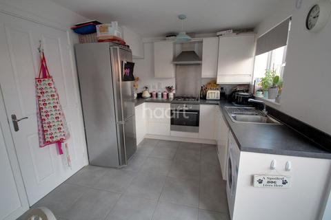 3 bedroom semi-detached house for sale - Butercream Drive, Peterborough