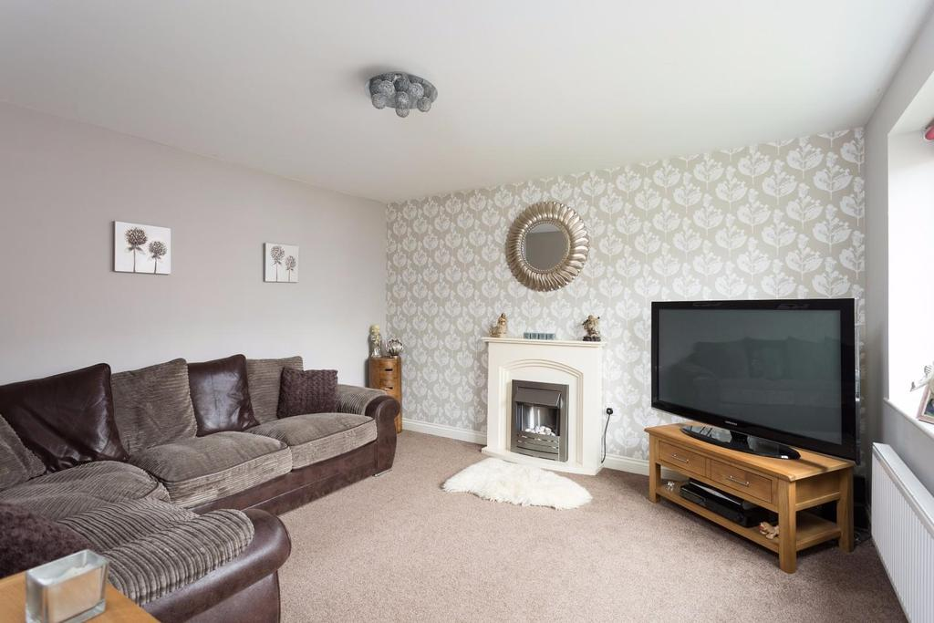 4 Bedrooms Detached House for sale in Mallard Close, Osbaldwick Lane, York
