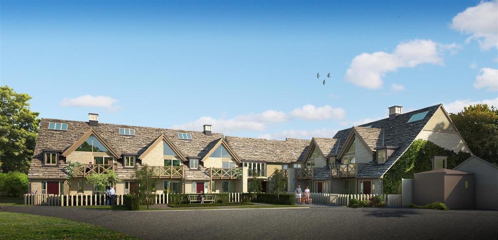 3 Bedrooms Semi Detached House for sale in Butt Street, Minchinhampton, Stroud