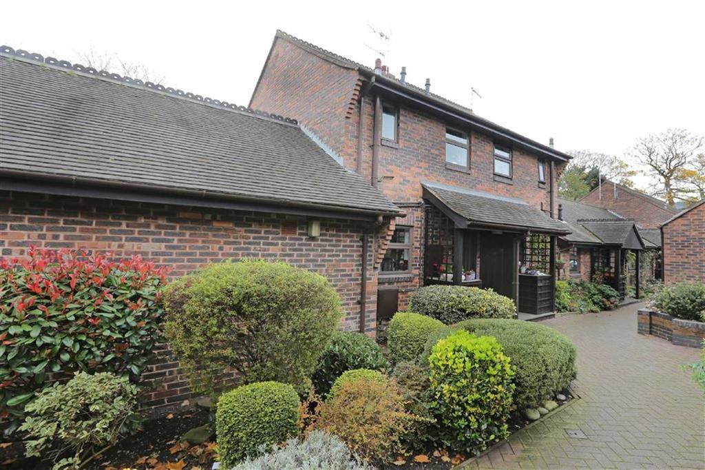 2 Bedrooms Retirement Property for sale in Rectory Close, Nantwich, Cheshire