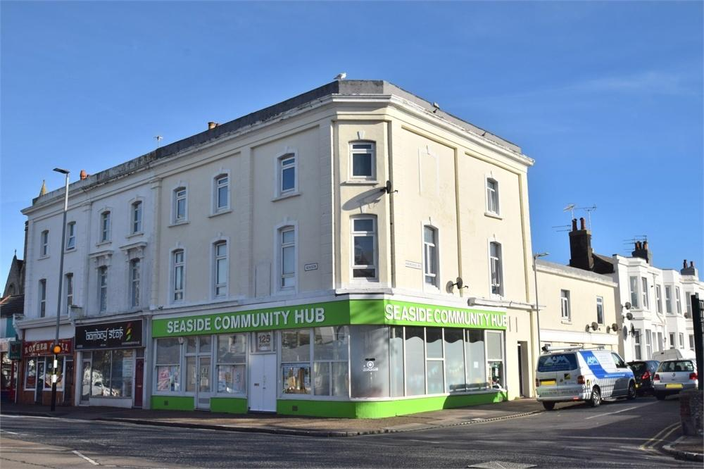 3 Bedrooms Flat for sale in Cambridge Road, Seaside, East Sussex
