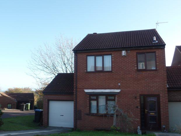 3 Bedrooms Detached House for sale in KEATING CLOSE, BLACKHALL, PETERLEE AREA VILLAGES
