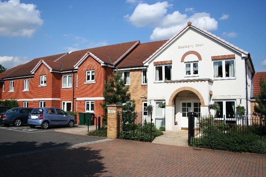 2 Bedrooms Retirement Property for sale in Blackberry Court, Off Preston Road HA3 0QH