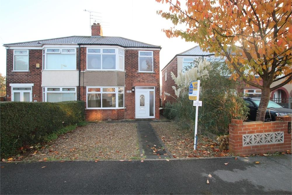 3 Bedrooms Semi Detached House for sale in Ancaster Avenue, Hull, East Riding of Yorkshire