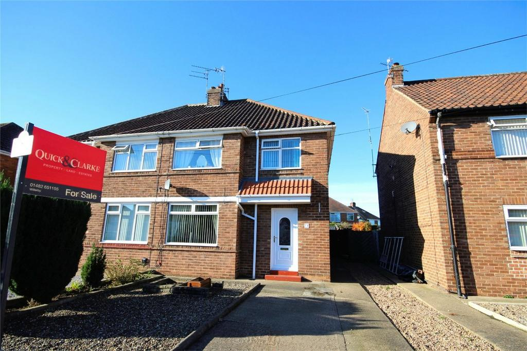 3 Bedrooms Semi Detached House for sale in Rokeby Park, Hull, East Riding of Yorkshire
