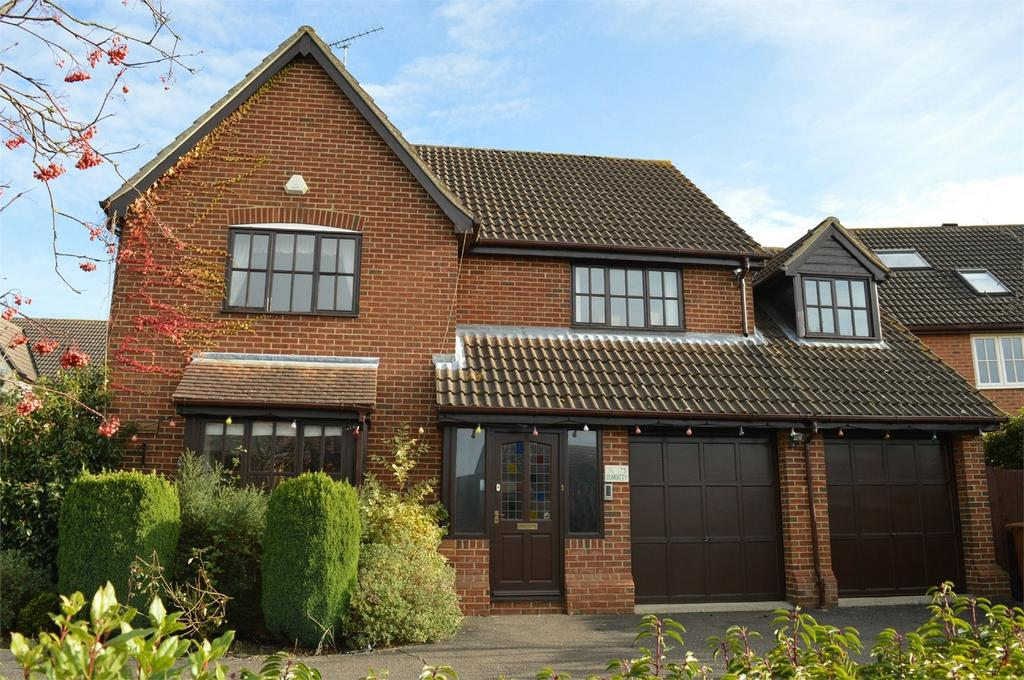 5 Bedrooms Detached House for sale in 5 Wraglings, Bishop's Stortford