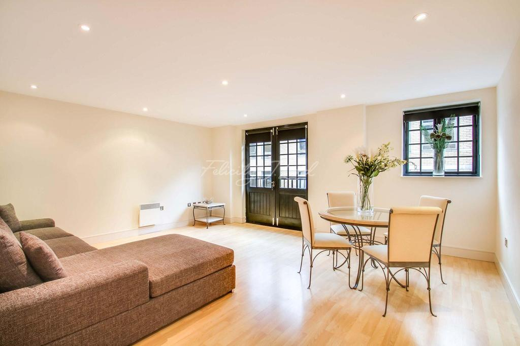 2 Bedrooms Flat for sale in Caraway Apartments, Cayenne Court, SE1