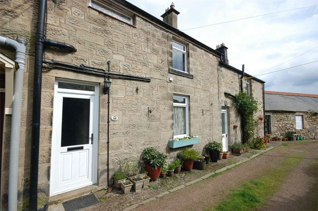 2 Bedrooms Terraced House for sale in The Lane, Glanton, ALNWICK, Northumberland