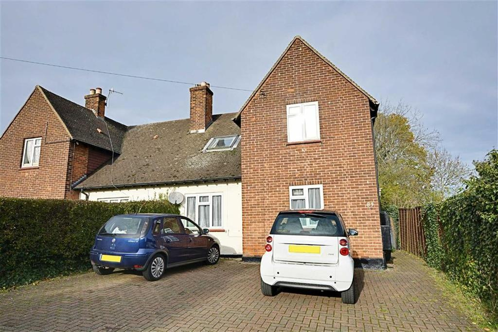 4 Bedrooms Semi Detached House for sale in Sele Road, Hertford, Herts, SG14