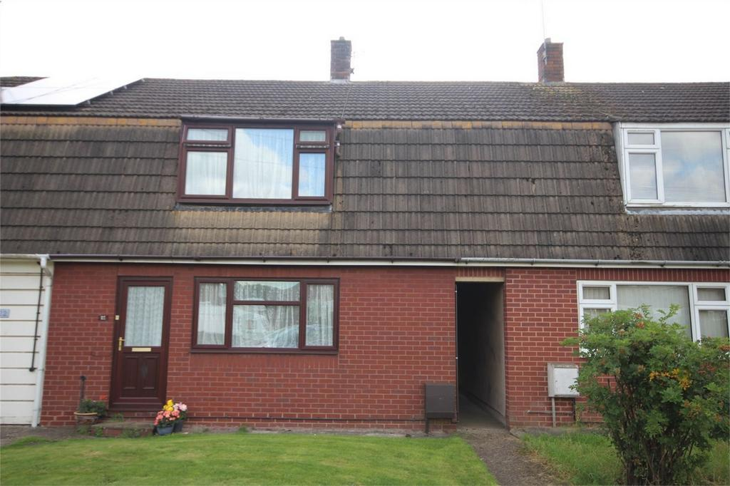 3 Bedrooms Terraced House for sale in Cornish Crescent, Nuneaton, Warwickshire