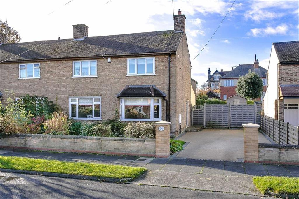 3 Bedrooms Semi Detached House for sale in Park Avenue South, Harrogate, North Yorkshire