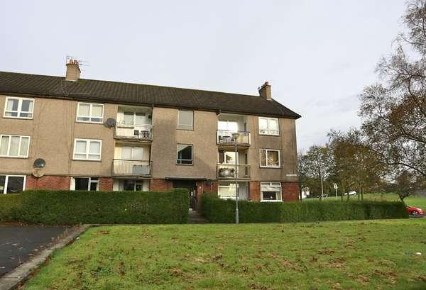2 Bedrooms Flat for sale in 2/2, 10 Hillington Quadrant, Hillington, Glasgow, G52 2AQ