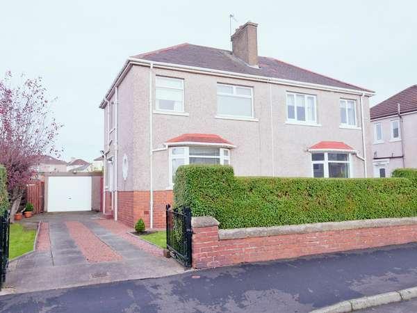 3 Bedrooms Semi-detached Villa House for sale in 3 Weirwood Avenue, Baillieston, Glasgow, G69 6HW
