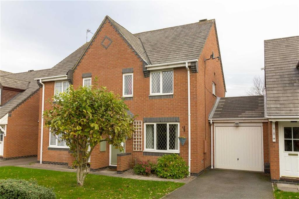 3 Bedrooms Semi Detached House for sale in Kingfisher Road, Mountsorrel, LE12