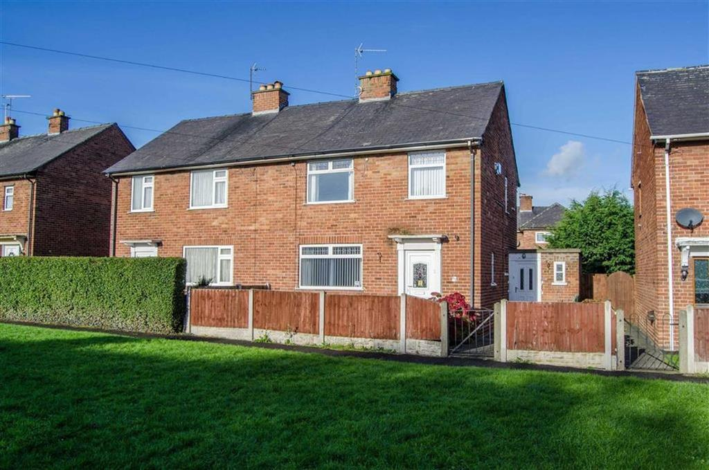 3 Bedrooms Semi Detached House for sale in Lansdown Road, Broughton, Chester, Chester
