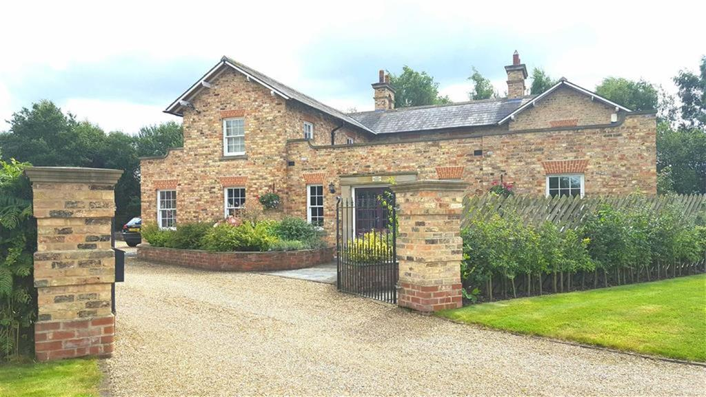 5 Bedrooms Detached House for sale in Harswell Lane, Harswell