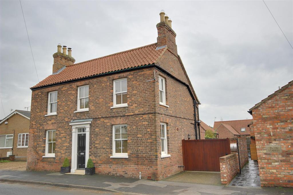 3 Bedrooms Detached House for sale in West End, South Cave, Brough