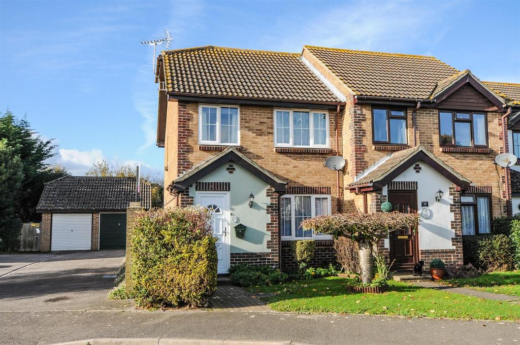 3 Bedrooms End Of Terrace House for sale in The Millers, Yapton