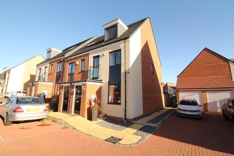 3 bedroom end of terrace house for sale - Maynard Street, Newcastle Upon Tyne