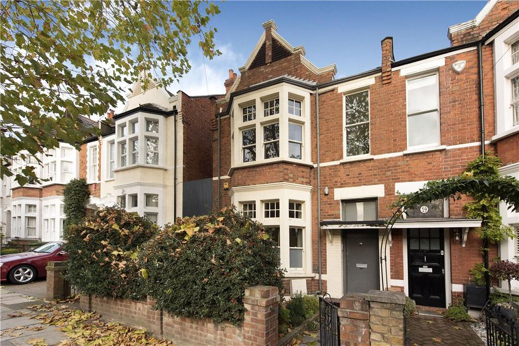 5 Bedrooms Semi Detached House for sale in Dundonald Road, Queen's Park, London, NW10
