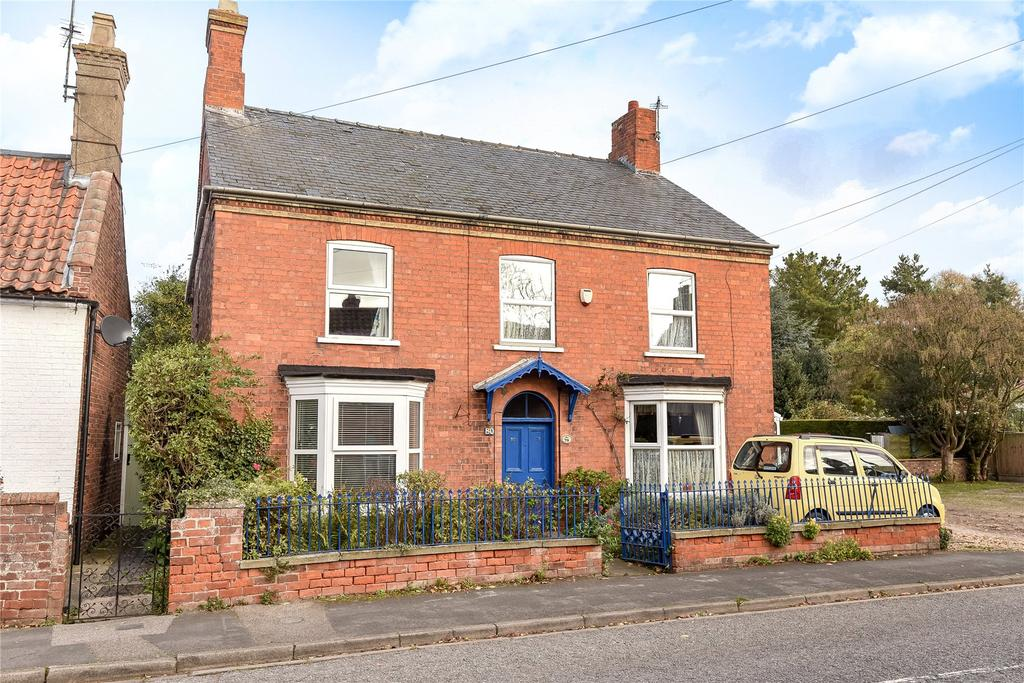2 Bedrooms Semi Detached House for sale in High Street, Heckington, NG34