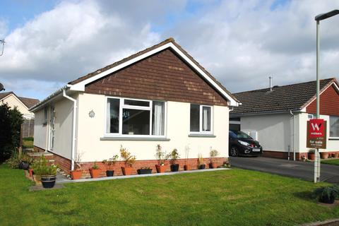 2 bedroom bungalow for sale - Stoats Close, South Molton
