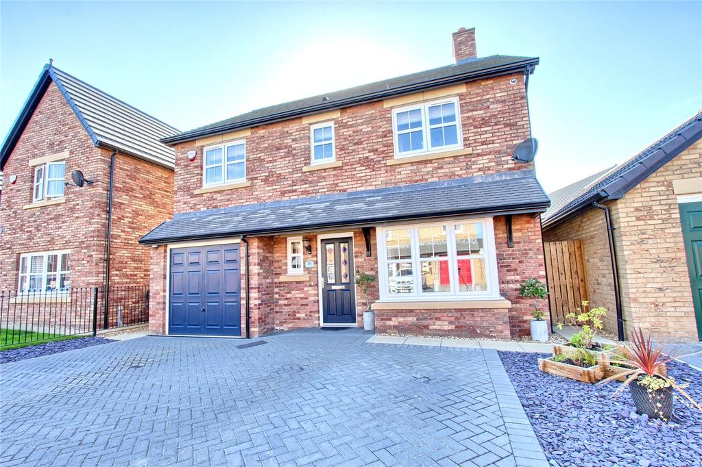4 Bedrooms Detached House for sale in Jocelyn Way, Acklam