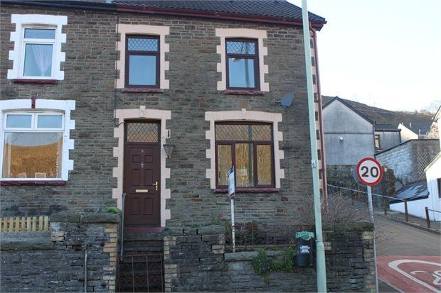 4 Bedrooms End Of Terrace House for sale in Brewery Street, Pontygwaith, Ferndale, Rhondda Cynon Taff. CF43 3LL
