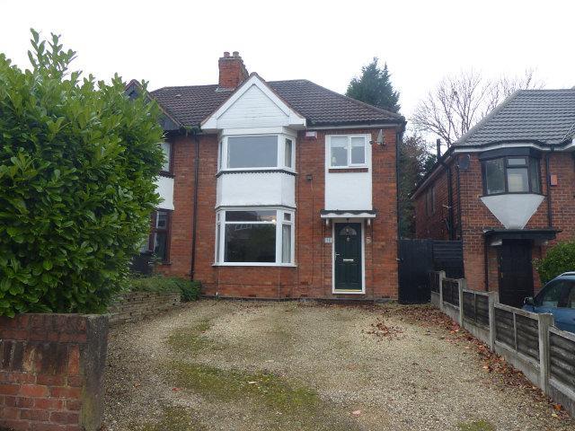 3 Bedrooms Semi Detached House for sale in Greenridge Road,Handsworth Wood,Birmingham