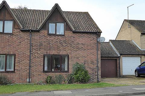 2 bedroom semi-detached house for sale - Sentinel Road, West Hunsbury, Northampton, NN4