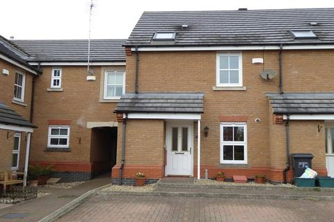 3 bedroom terraced house for sale - Montgomery Way, Wootton, Northampton, NN4