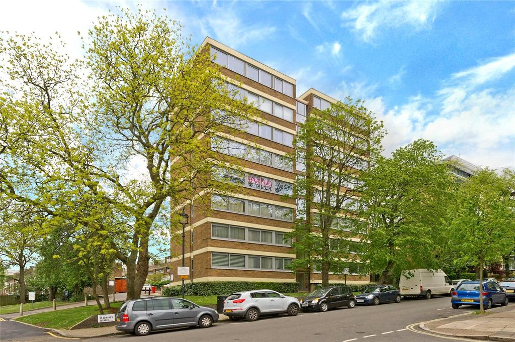 3 Bedrooms Flat for sale in Barrie House, 29 St. Edmunds Terrace, London