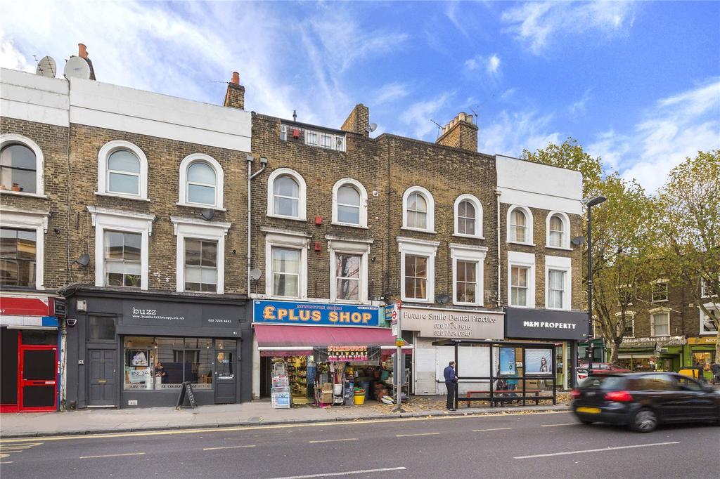 1 Bedroom Flat for sale in Newington Green Road, Islington, London