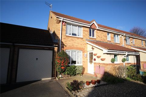 3 bedroom semi-detached house for sale - Willow Bed Close, Fishponds, Bristol, BS16