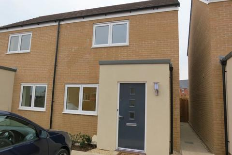2 bedroom terraced house to rent - Skinners Croft, Charlton Hayes, Bristol, BS34