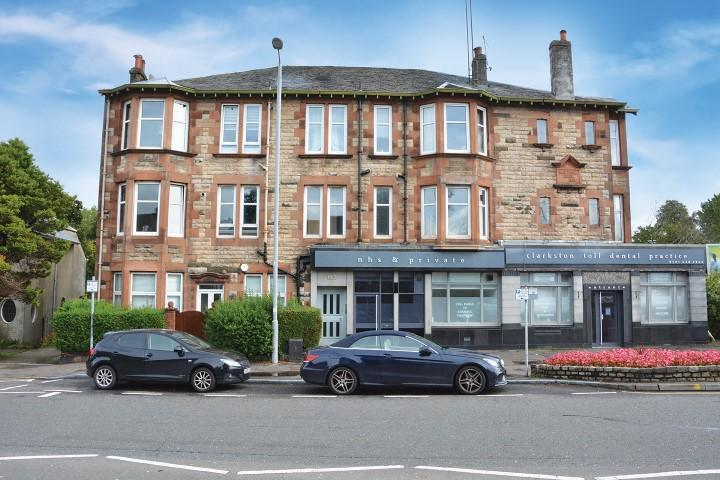 1 Bedroom Flat for sale in 147 Eastwoodmains Road, Clarkston, G76 7HB