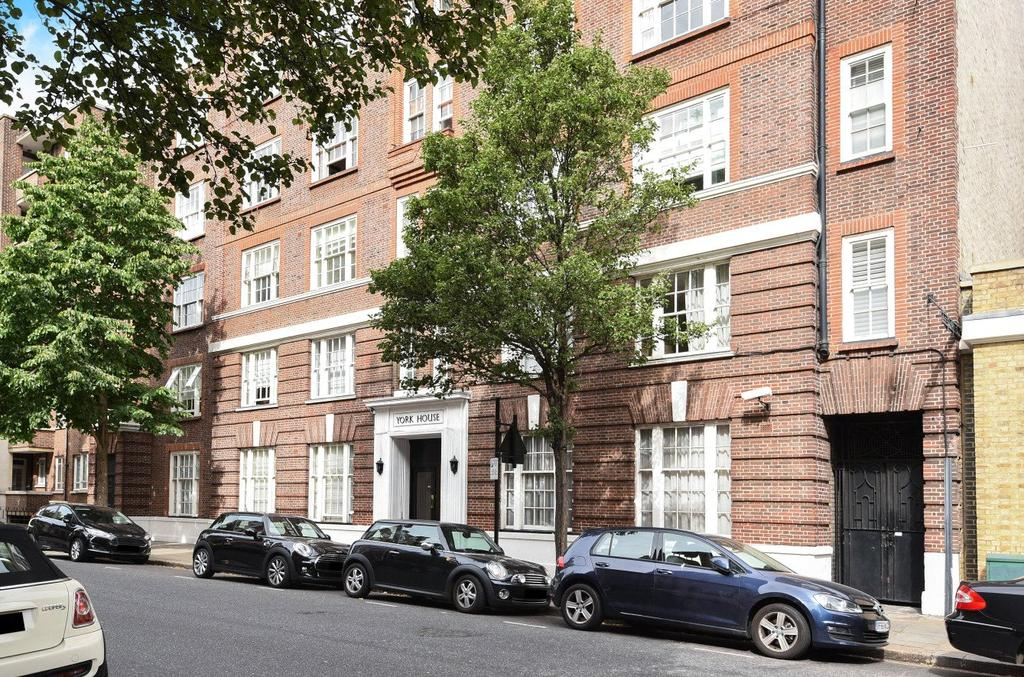 1 Bedroom Flat for sale in York House, Turks Row, Chelsea, London, SW3