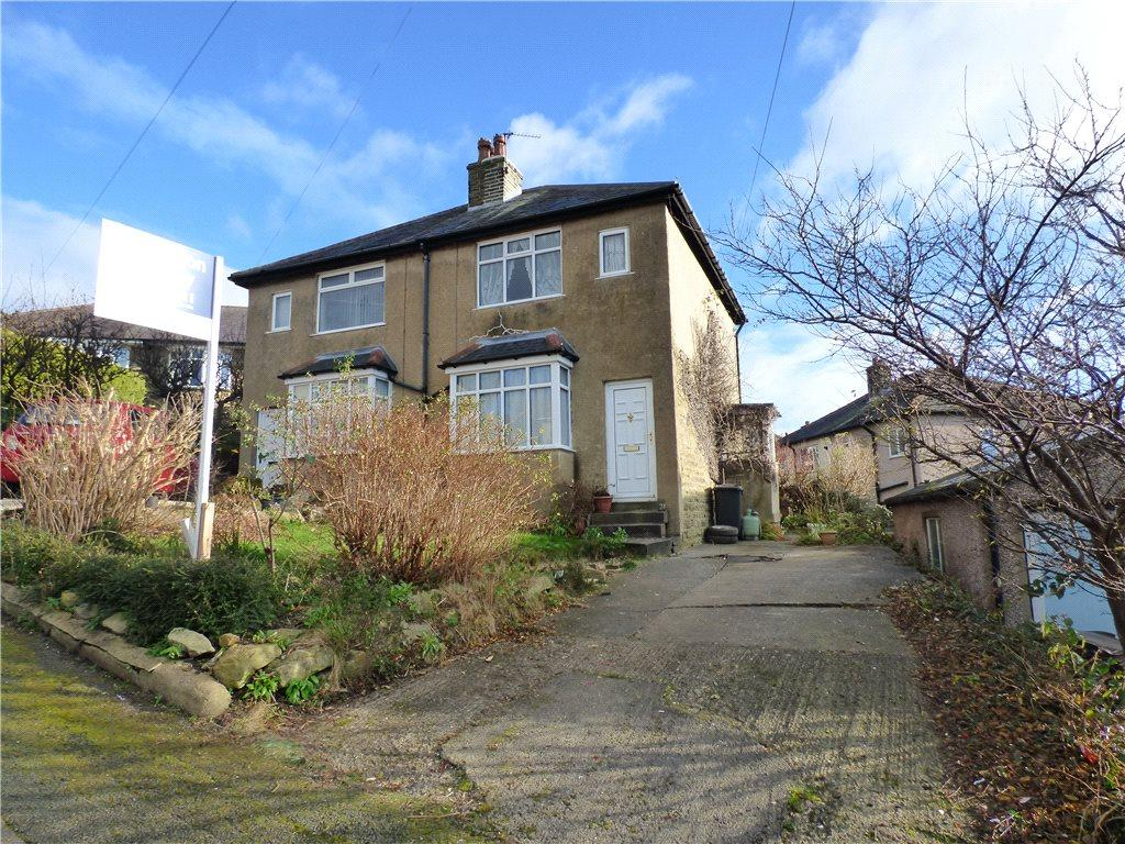 2 Bedrooms Semi Detached House for sale in Southfield Mount, Riddlesden, Keighley, West Yorkshire