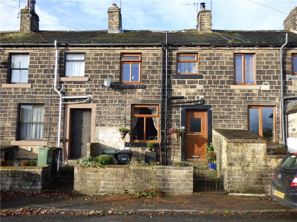 2 Bedrooms Unique Property for sale in Hebble Row, Oakworth, Keighley, West Yorkshire
