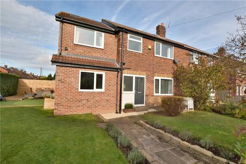 4 bedroom semi-detached house for sale - Chandos Gardens, Roundhay, Leeds