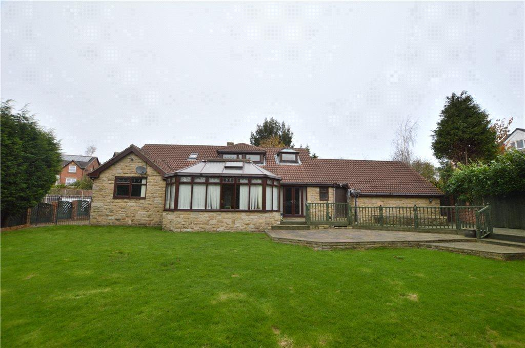 5 Bedrooms Detached Bungalow for sale in Railway View, Milton Court, Wakefield, West Yorkshire