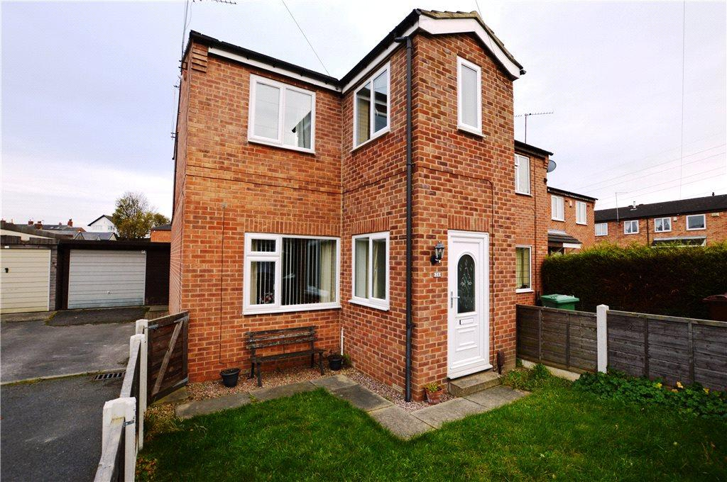 3 Bedrooms Town House for sale in Gateways, Wakefield, West Yorkshire