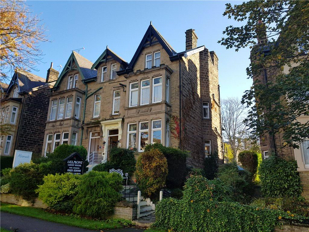 8 Bedrooms Semi Detached House for sale in Kings Road, Harrogate, North Yorkshire